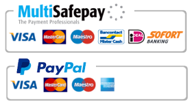 PayPal, MultiSafepay